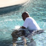 family praise and worship - baptisms