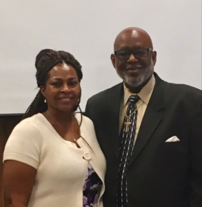 pastor haynes and wife